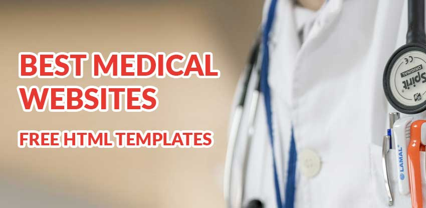 30+ Best Medical Websites Templates for Your Upcoming Projects