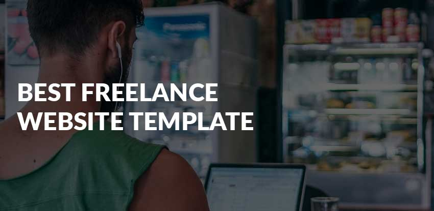 30 + Best Freelance Website Template – Template Drive