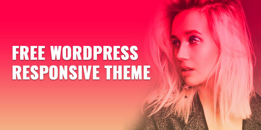 30+ Free WordPress Responsive Theme Download