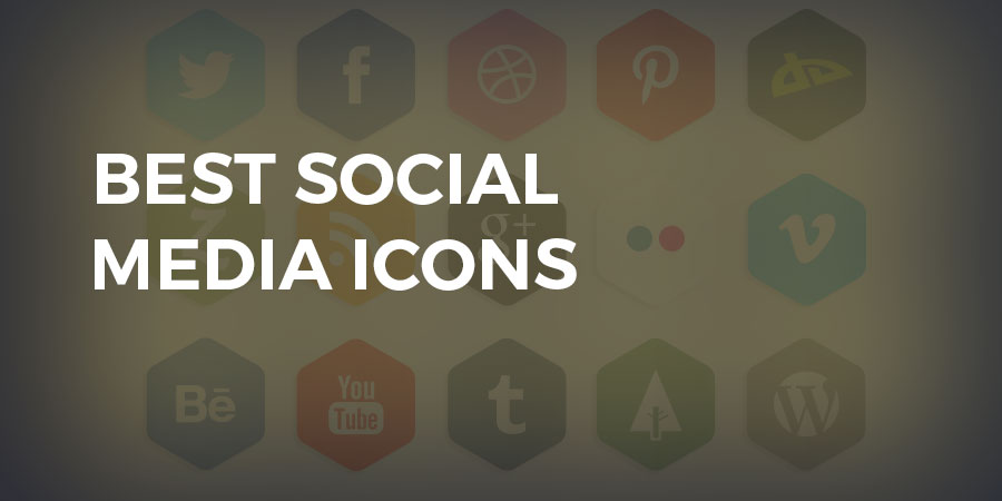 15+ Best Social Media Icons PNG